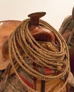 The cowboy's rope - an essential tool of the trade