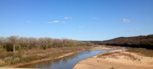 The Oklahoma River