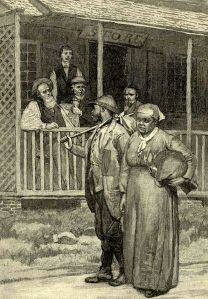 Landowners feared that the Mormons might subvert slaves